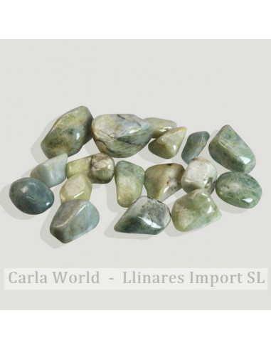 Tumbled Aquamarine (40-60mm) - PREC / KG