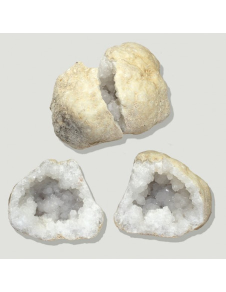 Druse and Geode Minerals