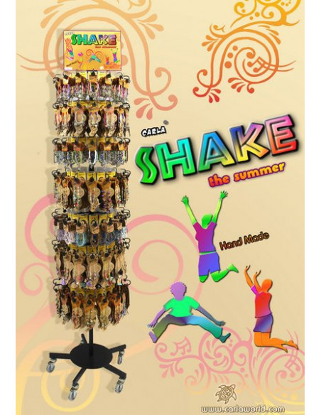 SHAKE THE SUMMER. Pulseras y tobilleras