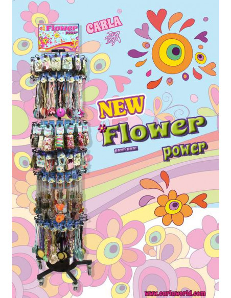 NEW FLOWER POWER