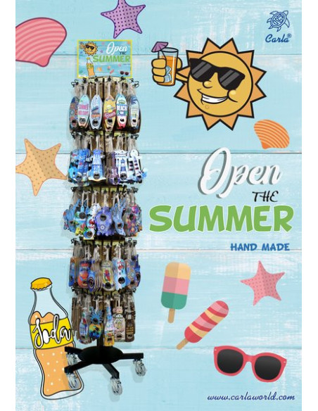 OPEN THE SUMMER
