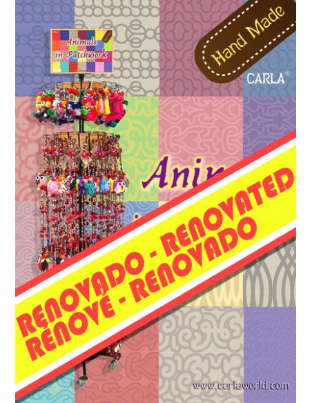 ANIMALS IN PATCHWORK